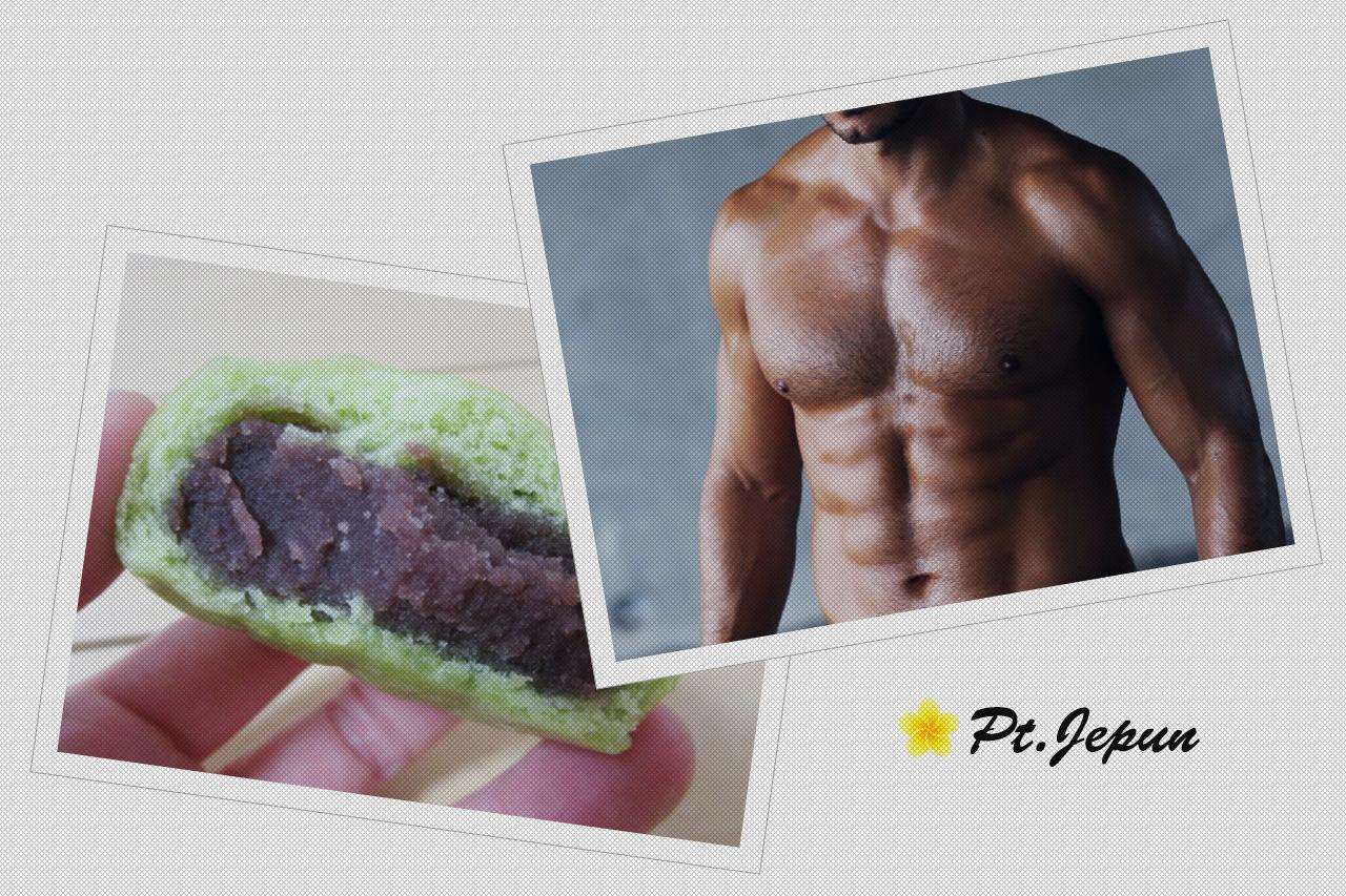 筋トレに和菓子がおすすめの理由って?食べるタイミングや栄養価は?