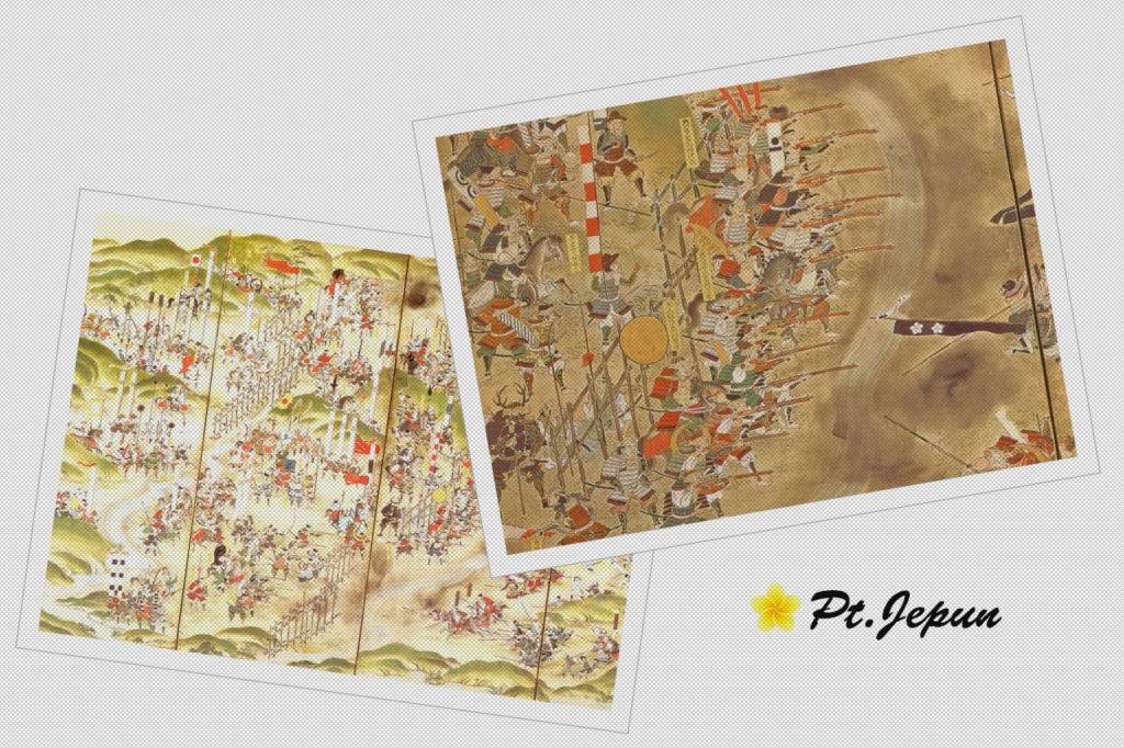 長篠の戦いの真実!三千挺の鉄砲隊も三段撃ちもウソだった?