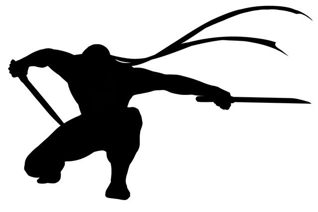 甲賀忍者の有名人の名前って?