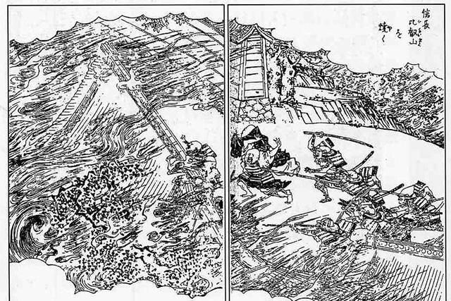 比叡山焼き討ちなどが、織田信長が残虐とか残酷と言われる理由