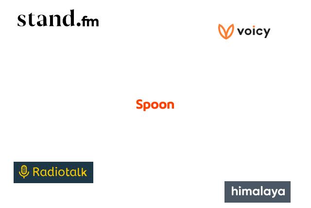 音声配信アプリ比較&一覧