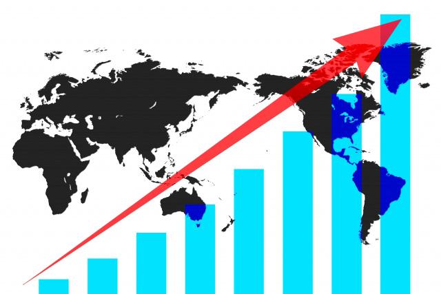 事業の急成長
