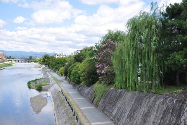 江戸時代の風魔小太郎は、京都の四条河原中心に隠密活動をしていた。