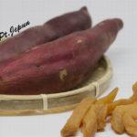 筋トレには干し芋がおすすめ?タイミングや摂取量、栄養価について