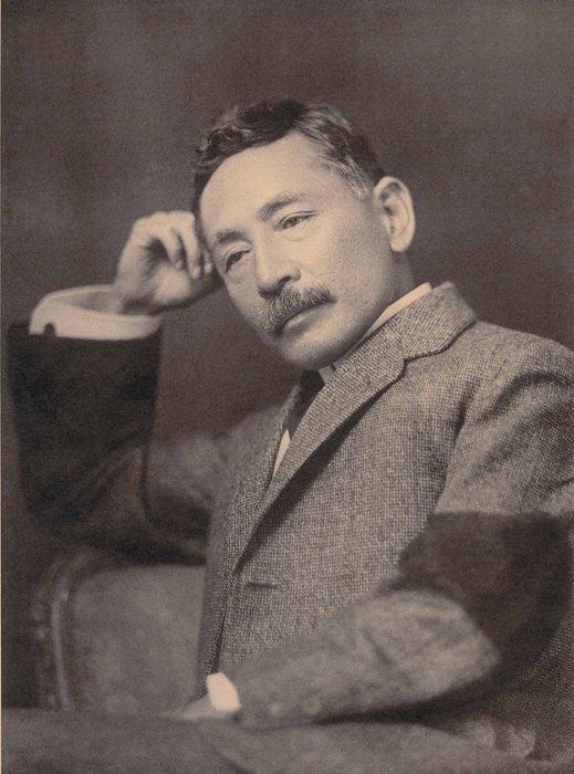 夏目漱石(なつめそうせき)