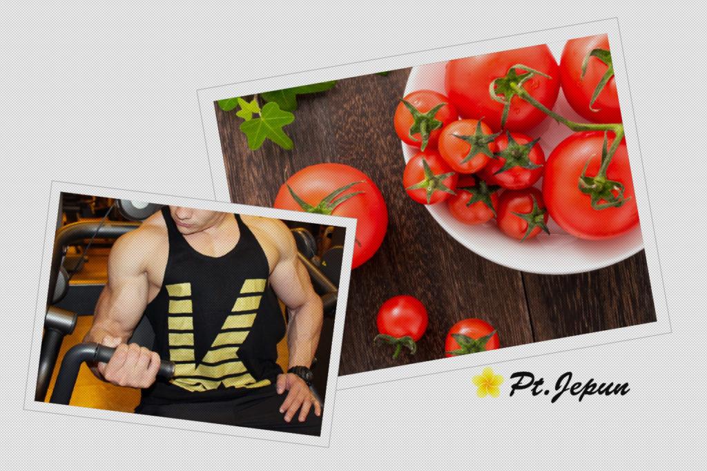 筋トレにはトマトがおすすめ?摂るタイミングや効果的な食べ方は?