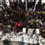 イタリアの銀行で取り付け騒ぎが発生