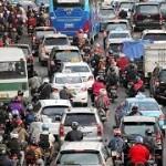 渋滞世界一はジャカルタ!?